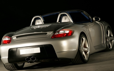 TechArt 2011 Porsche Boxster [2] wallpaper