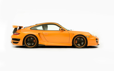 TechArt Porsche 911 Turbo GT Street wallpaper