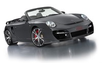 TechArt Porsche 911 Turbo GT Street Cabrio wallpaper 1920x1080 jpg