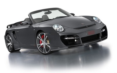 TechArt Porsche 911 Turbo GT Street Cabrio wallpaper