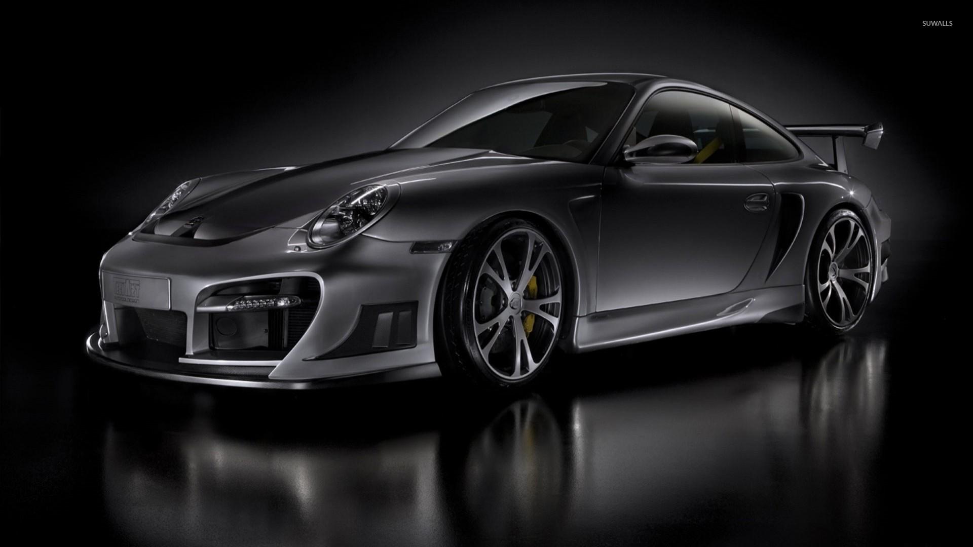 techart porsche 911 turbo gtstreet r wallpaper