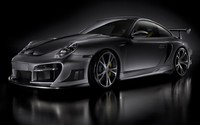 TechArt Porsche 911 Turbo GTstreet R wallpaper 1920x1080 jpg