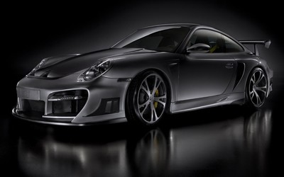 TechArt Porsche 911 Turbo GTstreet R wallpaper