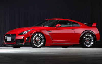Tommy Kaira Nissan GT-R [3] wallpaper
