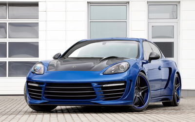 TopCar Porsche Panamera Stingray GTR [3] wallpaper