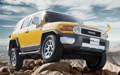 Toyota FJ Cruiser wallpaper
