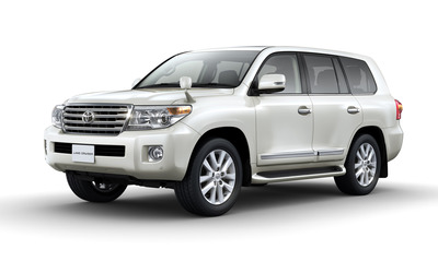 Toyota Land Cruiser wallpaper