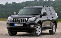 Toyota Land Cruiser Prado wallpaper 1920x1200 jpg