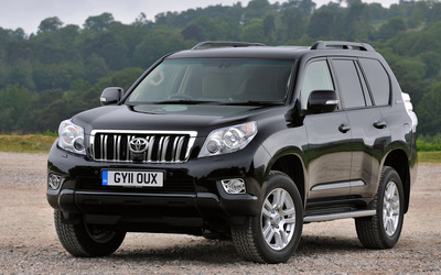 Toyota Land Cruiser Prado wallpaper