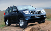Toyota Land Cruiser Prado TX wallpaper 1920x1200 jpg