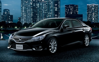 Toyota Mark X wallpaper