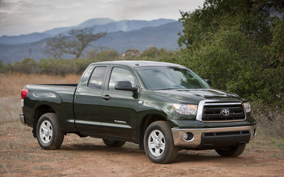 Toyota Tundra Double Cab wallpaper
