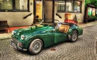 Triumph Spitfire wallpaper 1920x1200 jpg