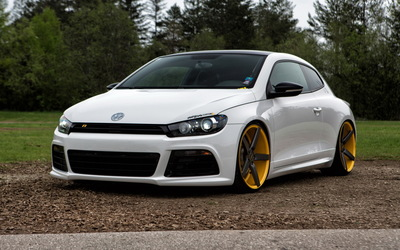 UnderGround Customz Volkswagen Scirocco wallpaper