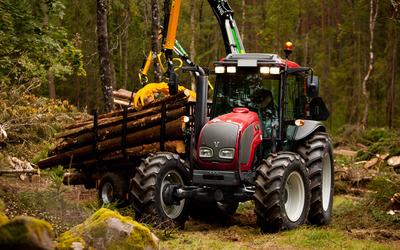 Valtra HiTech A93 tractor wallpaper