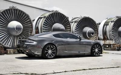 Veliano Aston Martin DBS wallpaper