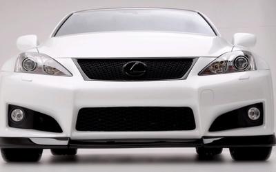 Ventross Lexus IS F wallpaper