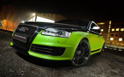 Vilner Audi RS 6 wallpaper