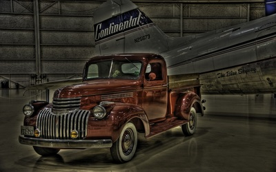 Vintage Chevrolet wallpaper