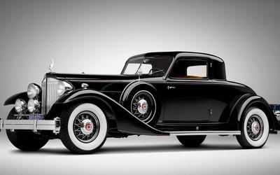 Vintage classic car wallpaper