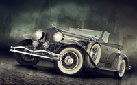 Vintage Duesenberg Model J wallpaper 1920x1200 jpg
