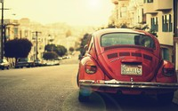 Volkswagen Beetle wallpaper 3840x2160 jpg