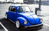 Volkswagen Beetle [5] wallpaper 3840x2160 jpg