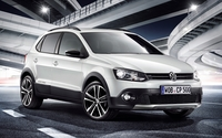 Volkswagen Cross Polo wallpaper 1920x1200 jpg