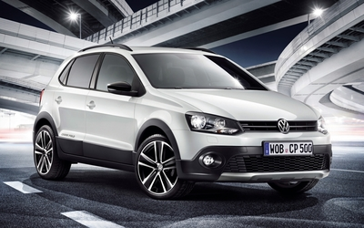 Volkswagen Cross Polo wallpaper