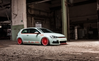 Volkswagen Golf Mk7 wallpaper 1920x1080 jpg