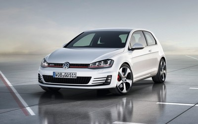 Volkswagen Golf Mk7 [2] wallpaper