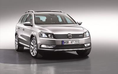 Volkswagen Passat Alltrack wallpaper