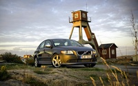 Volvo S40 [3] wallpaper 1920x1200 jpg