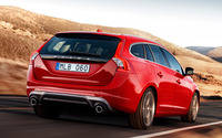 Volvo V60 wallpaper 1920x1200 jpg