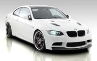 Vorsteiner BMW GTRS3 M3 Coupe wallpaper 1920x1080 jpg
