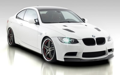 Vorsteiner BMW GTRS3 M3 Coupe wallpaper