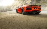 Vorsteiner Lamborghini Aventador wallpaper 1920x1080 jpg