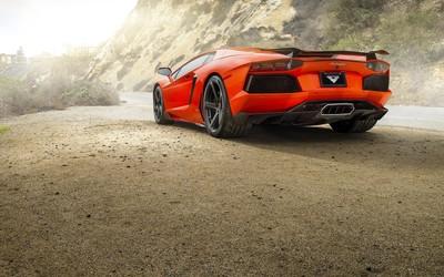 Vorsteiner Lamborghini Aventador wallpaper
