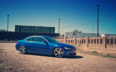 Vossen BMW 3 Series wallpaper