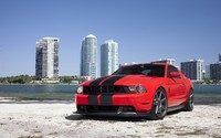 Vossen Ford Mustang wallpaper 1920x1200 jpg