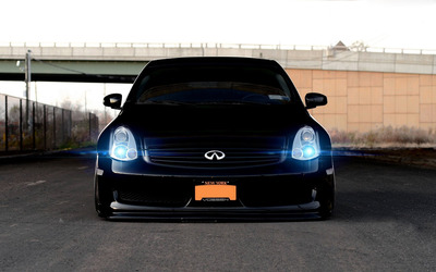 Vossen Infiniti G35 wallpaper