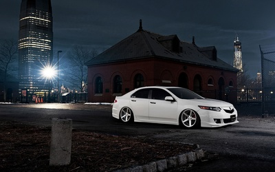 Vossen Wheels Acura TSX wallpaper