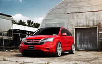 Vossen Wheels Honda CR-V wallpaper 1920x1200 jpg