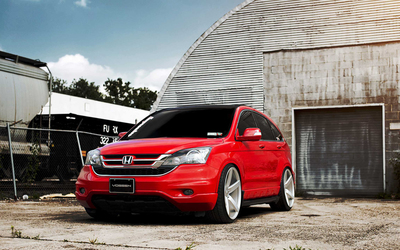 Vossen Wheels Honda CR-V wallpaper