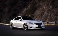 Vossen Wheels Infiniti G37 wallpaper 1920x1200 jpg