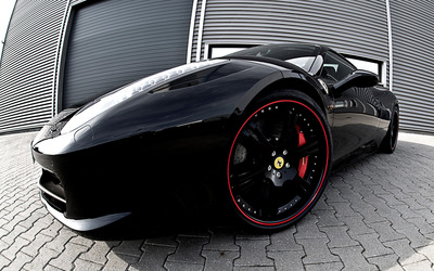Wheelsandmore Ferrari 458 Italia Spider Perfetto wallpaper