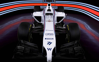 Williams F1 [4] wallpaper