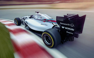 Williams F1 [2] wallpaper