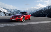 Zagato BMW Z4 Coupe wallpaper 1920x1200 jpg