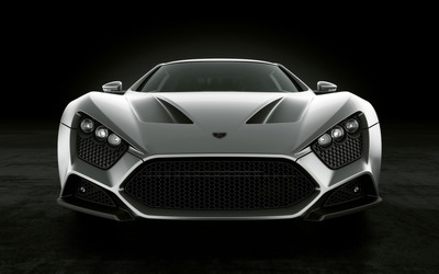 Zenvo ST1 [3] wallpaper